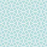 Abstracte art deco naadloze achtergrond Het geometrische Patroon van de Vissenschaal vector illustratie