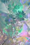 Abstracte artistieke achtergrond Stock Afbeeldingen