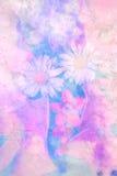 Abstracte artistieke achtergrond Royalty-vrije Stock Afbeelding