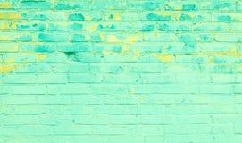 Abstracte bakstenen muurachtergrond Stock Foto's