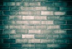 Abstracte bakstenen muurachtergrond Stock Fotografie