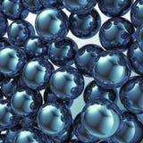 Abstracte ballen Royalty-vrije Stock Afbeelding