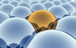 Abstracte ballen Stock Afbeeldingen