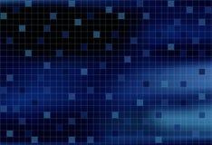 Abstracte bedrijfs/technologieachtergrond Stock Illustratie