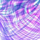 Abstracte behangillustratie van golvende stromende energie en kleuren vector illustratie