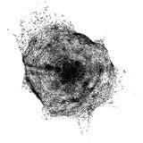 Abstracte Bekledingstextuur Vectorgrungetextuur Royalty-vrije Stock Foto's