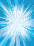 Abstracte Blauwe Achtergrond Royalty-vrije Stock Afbeelding