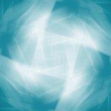 Abstracte blauwe achtergrond Stock Illustratie