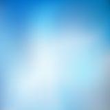 Abstracte Blauwe Achtergrond EPS 10 vector Royalty-vrije Stock Foto's