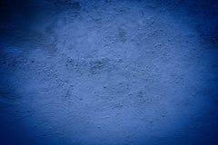 Abstracte blauwe achtergrond van elegante donkerblauw Stock Afbeelding