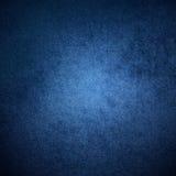 Abstracte blauwe achtergrond van elegante donkerblauw Stock Foto's