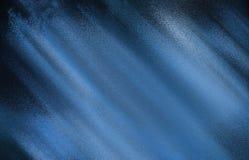 Abstracte Blauwe Canvasachtergrond - Echte de Blikken werden maar digitaal gecreeerd! Stock Afbeelding