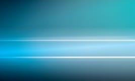 Abstracte blauwe Desktopachtergrond Stock Foto