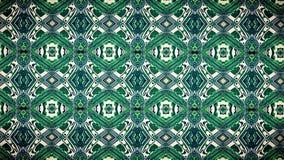 Abstracte blauwe en groene het patroonachtergrond van de kleuren exclusieve kleur Royalty-vrije Stock Afbeelding