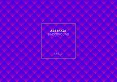 Abstracte blauwe en roze geometrische patroonachtergrond en textuur Vierkanten of van ruitstrepen naadloze textuur levendige kleu vector illustratie