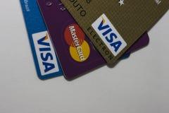 abstracte blauwe foto Royalty-vrije Stock Afbeelding