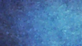 Abstracte blauwe gestippelde gradiëntachtergrond stock foto