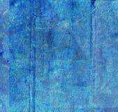 Abstracte blauwe grijs Royalty-vrije Stock Foto