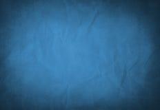 Abstracte blauwe grungeachtergrond Stock Afbeelding