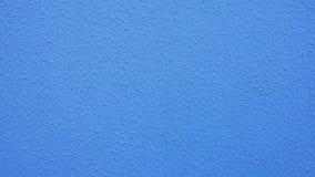 Abstracte blauwe muurtextuur voor achtergrondgebruik Stock Foto