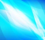 Abstracte blauwe textuur achtergrond-vector Stock Foto's