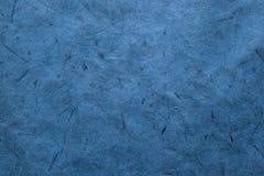 Abstracte blauwe textuur Blauwe document achtergrond Abstracte achtergrond en textuur voor ontwerpers Stock Foto