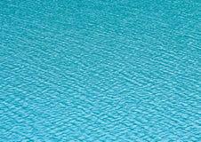 Abstracte blauwe wateroverzees voor achtergrond Royalty-vrije Stock Fotografie