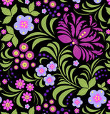 Abstracte bloem Stock Afbeelding