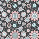 Abstracte bloemen Stock Fotografie