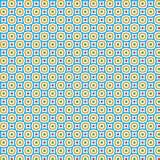 Abstracte Bloemen Art Background Pattern Texture Royalty-vrije Stock Foto
