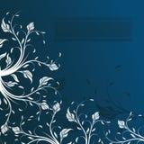 Abstracte bloemenachtergrond, element voor ontwerp Stock Foto's