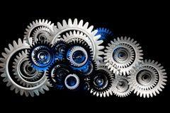 Abstracte blure Stock Afbeelding