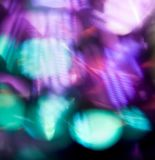 Abstracte bokehlichten voor achtergrond stock fotografie