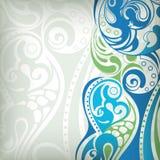 Abstracte Branding royalty-vrije illustratie
