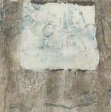 Abstracte Bruin en Beige Stock Foto