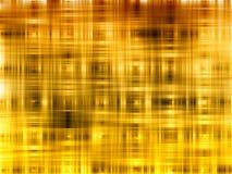 Abstracte bruine en gele achtergrond Royalty-vrije Stock Fotografie