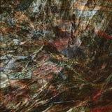 Abstracte bruine textuur als achtergrond Stock Fotografie