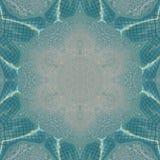 Abstracte caleidoscoop Stock Fotografie