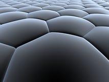 Abstracte cellen vector illustratie