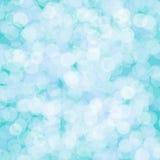 Abstracte cirkel blauwe achtergrond Royalty-vrije Stock Foto's