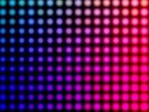 Abstracte cirkel, kleurrijke achtergrond Stock Foto