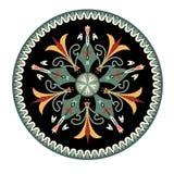 Abstracte cirkelachtergrond Royalty-vrije Stock Foto
