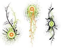 Abstracte cirkels Royalty-vrije Stock Foto