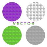 Abstracte cirkels Royalty-vrije Stock Foto's