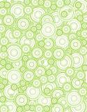 Abstracte cirkels. Vector art. Royalty-vrije Stock Foto