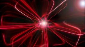 Abstracte combinatie van rode kleur Royalty-vrije Stock Afbeeldingen