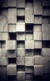 Abstracte concrete muur Stock Foto