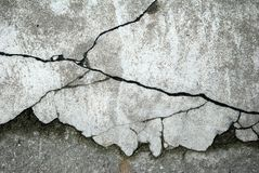 Abstracte concrete vloerachtergrond Royalty-vrije Stock Fotografie