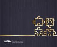 Abstracte Creatieve concepten vectorachtergrond Voor Web en mobiele toepassingen, het ontwerp van het illustratiemalplaatje, zake royalty-vrije illustratie