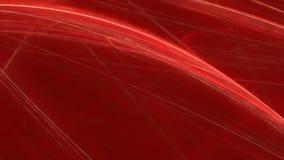 Abstracte creativiteit rode achtergrond met computer geproduceerd effect vector illustratie